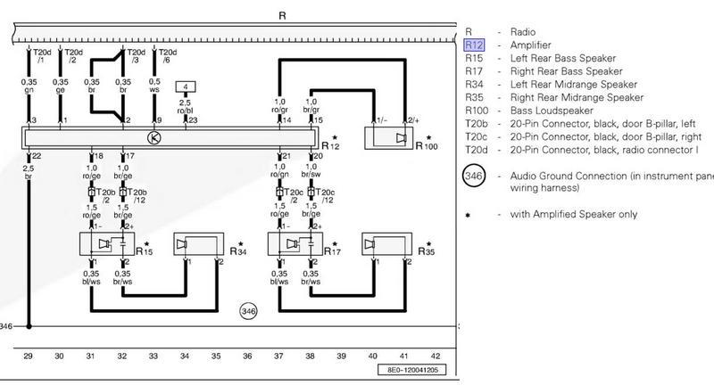 2007 audi a4 symphony wiring radio cw 5098  symphony audi a6 wiring diagram download diagram  symphony audi a6 wiring diagram