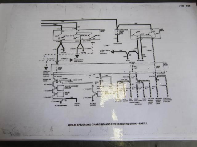 Em 4830 124 Fiat Spider Wiring Diagram Further 1975 Fiat