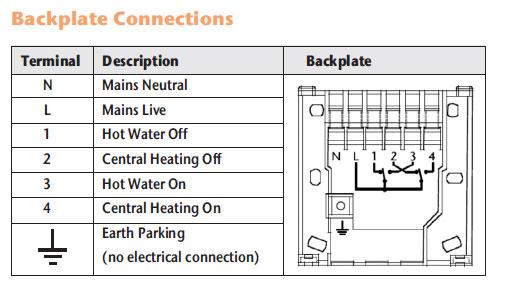 oh6900 central heating boiler wiring connection diagram5