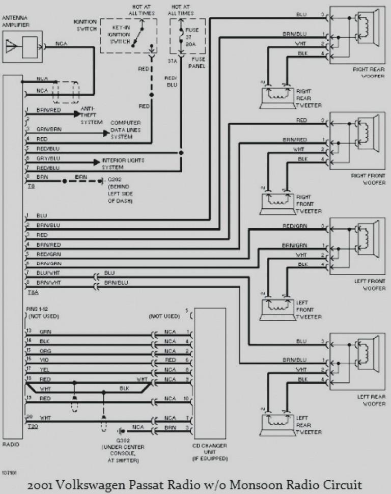 Sensational Wiring Diagram 2001 Volkswagen Passat Wiring Diagram Wiring Cloud Licukshollocom
