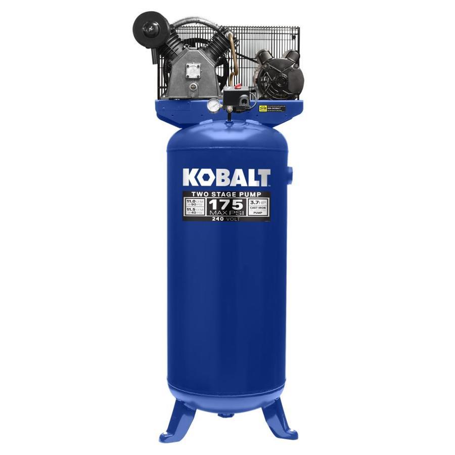 Strange Kobalt 60 Gallon Electric Vertical Air Compressor At Lowes Com Wiring Cloud Icalpermsplehendilmohammedshrineorg