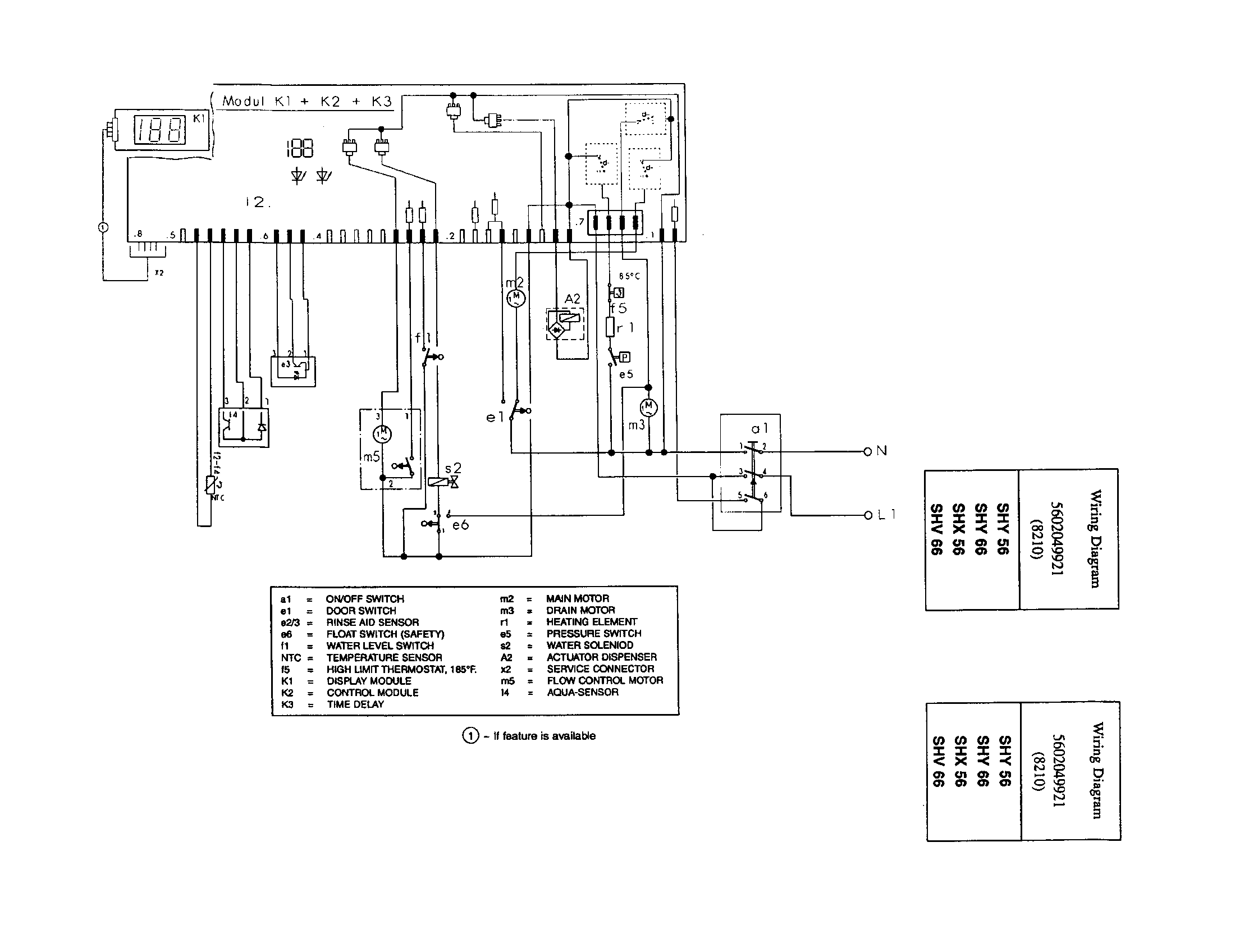 Amana Dishwasher Wiring Diagram