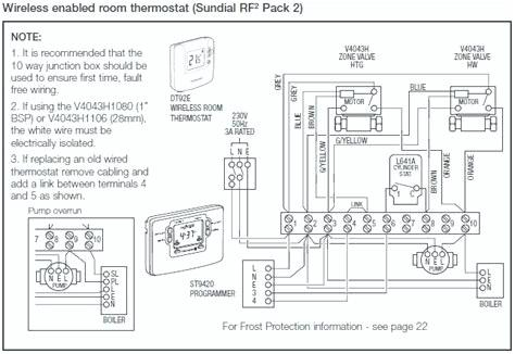 Dc 8889 Central Heating Controls Wiring Diagrams Central Circuit Diagrams Download Diagram