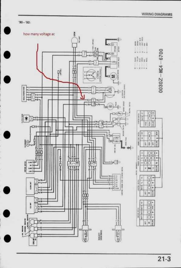 kawasaki bayou 220 wiring diagram images jazz b wiring