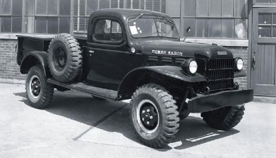 Prime Dodge Power Wagon In The 1940S And 1950S Howstuffworks Wiring Cloud Hemtegremohammedshrineorg