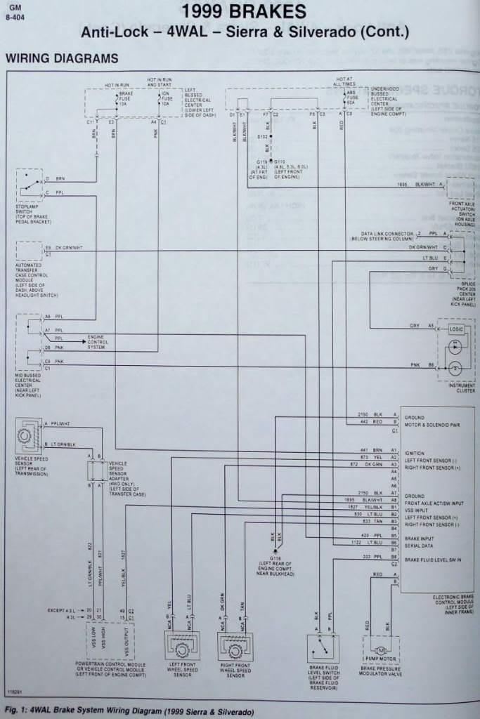 Kelsey Hayes Brake Controller Wiring Diagram