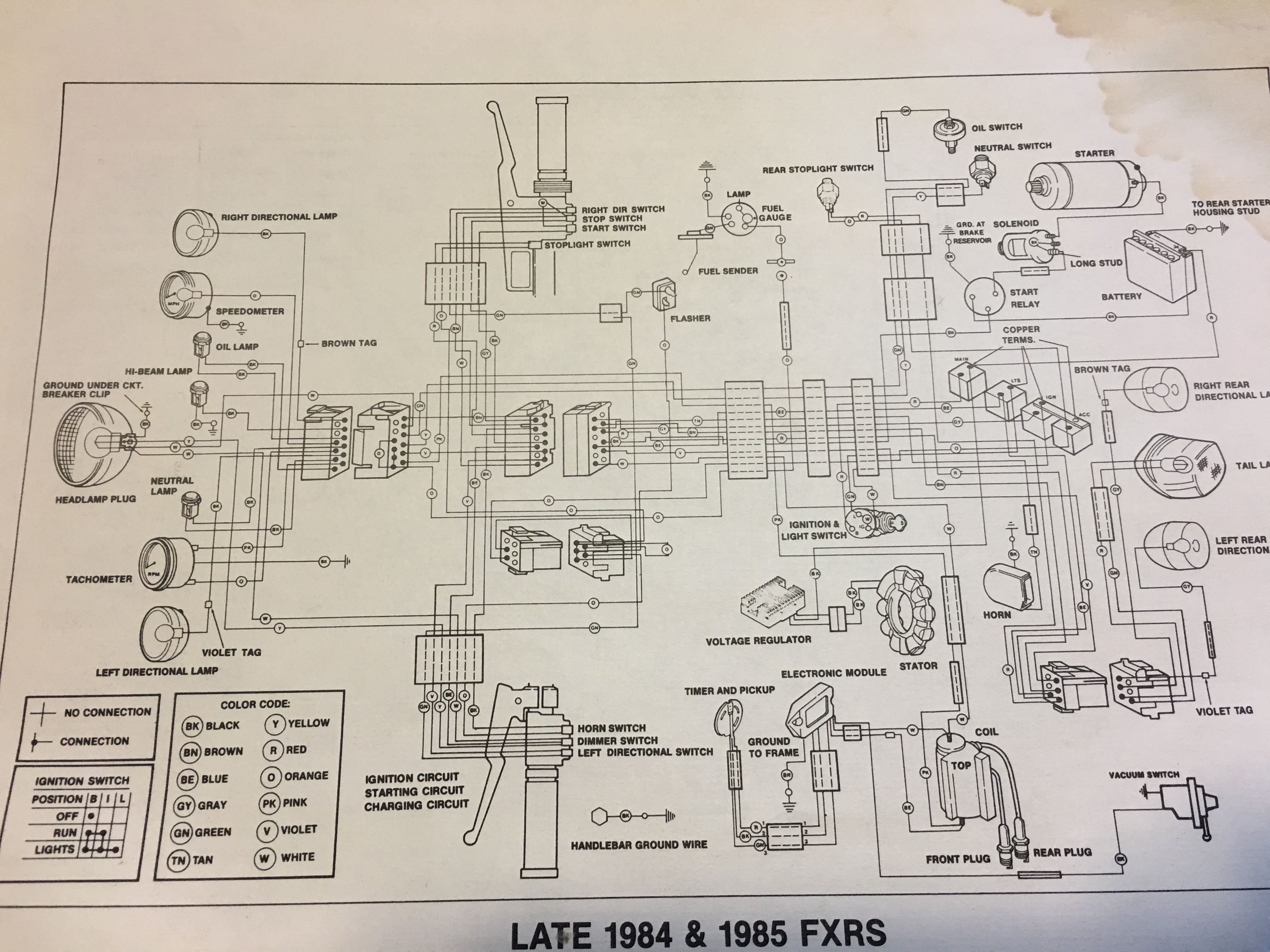 harley davidson wire diagram ge 7237  harley davidson fxr wiring diagram for 1990 free diagram harley davidson speed sensor wiring diagram harley davidson fxr wiring diagram for
