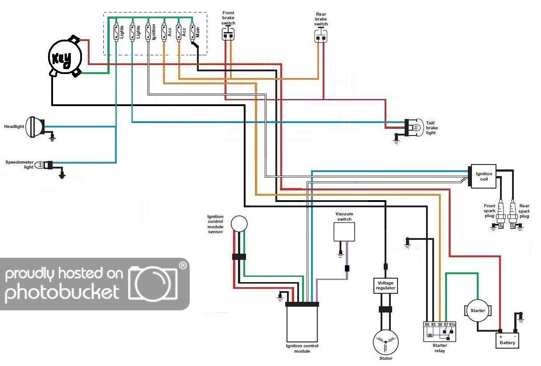 UUV 40] Harley Davidson Headlight Wiring Diagram   conductor ...