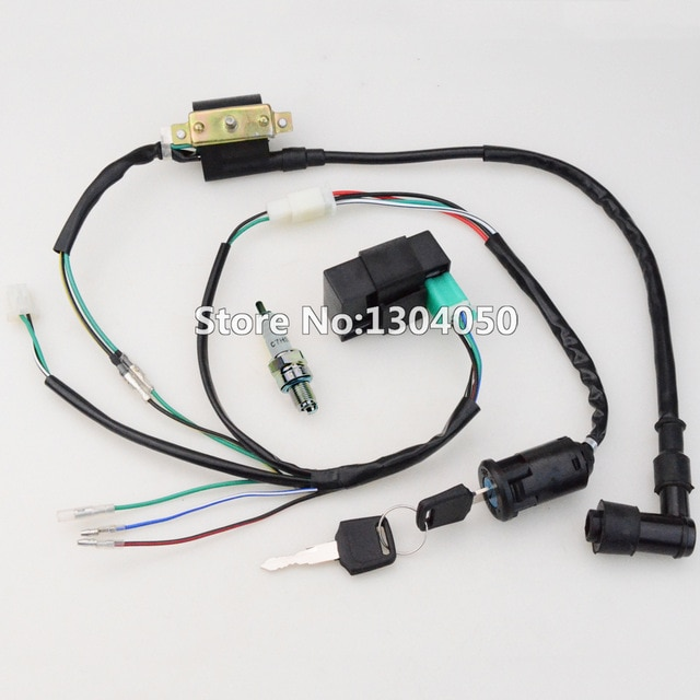Cool Spark Plug Wiring Harness Wiring Diagram Data Schema Wiring Cloud Eachirenstrafr09Org