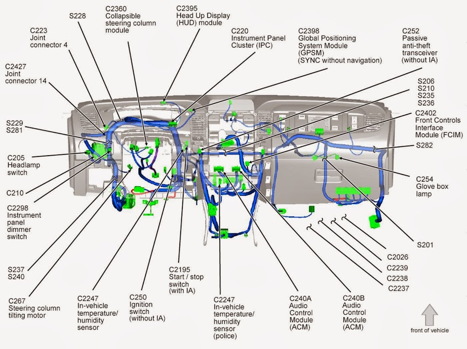 2010 ford fusion wiring schematic -fuse box diagram for 1999 ford mustang |  begeboy wiring diagram source  begeboy wiring diagram source