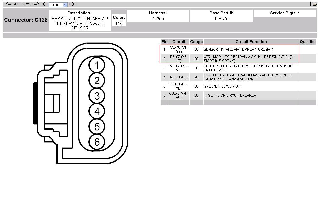 Super 2009 Ford Flex Limited Iat Sensor 3 4L V6 And Which Wires Wiring Cloud Ittabisraaidewilluminateatxorg