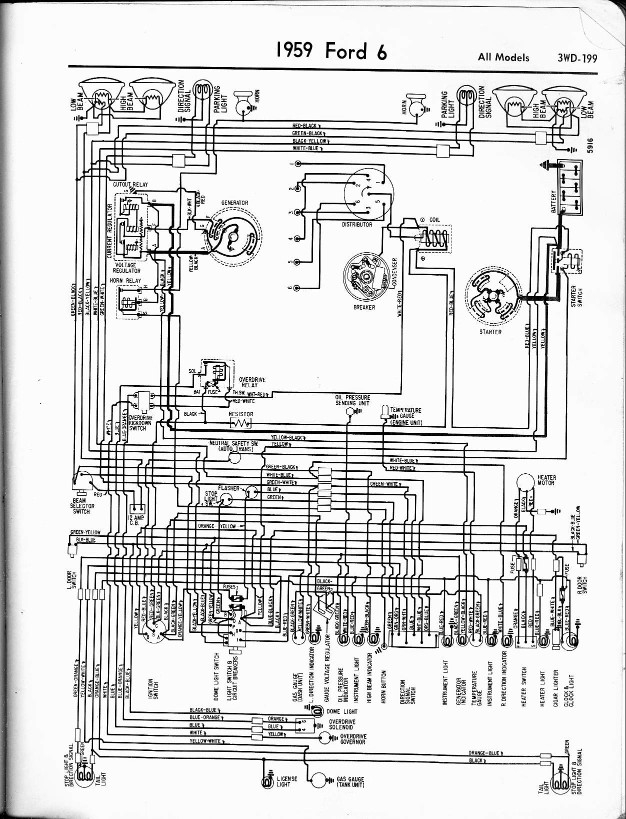 Swell 57 65 Ford Wiring Diagrams Wiring Cloud Intelaidewilluminateatxorg