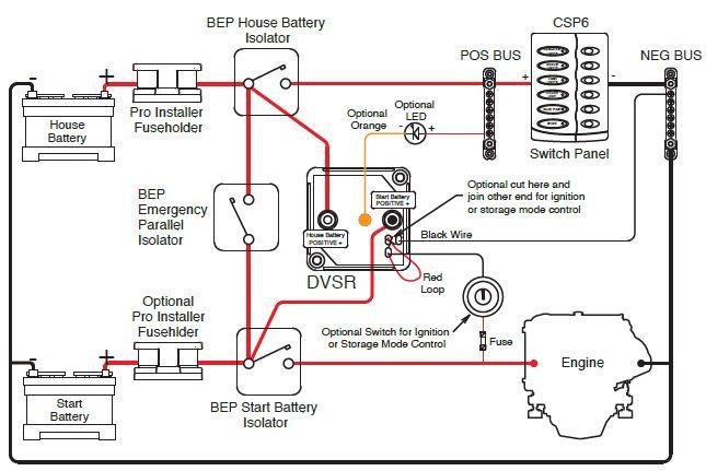 12 volt dual battery wiring diagram 12 volt battery isolator wiring diagram wiring diagram data  12 volt battery isolator wiring diagram