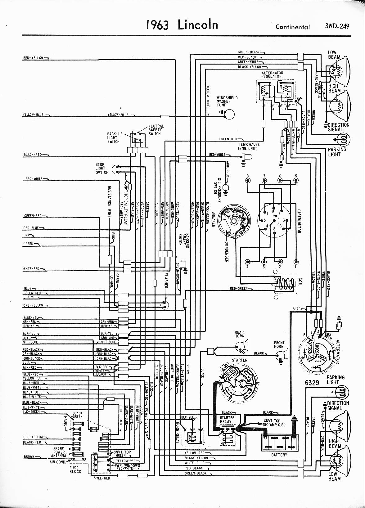 67 Lincoln Continental Wiring Diagram - Wiring Diagrams DataUssel