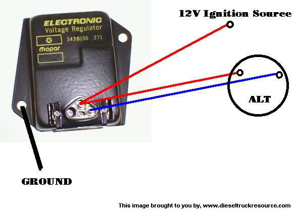 93 Dodge Cummins Alternator Wiring - 1982 Ford Ignition Wiring Diagram for  Wiring Diagram SchematicsWiring Diagram Schematics