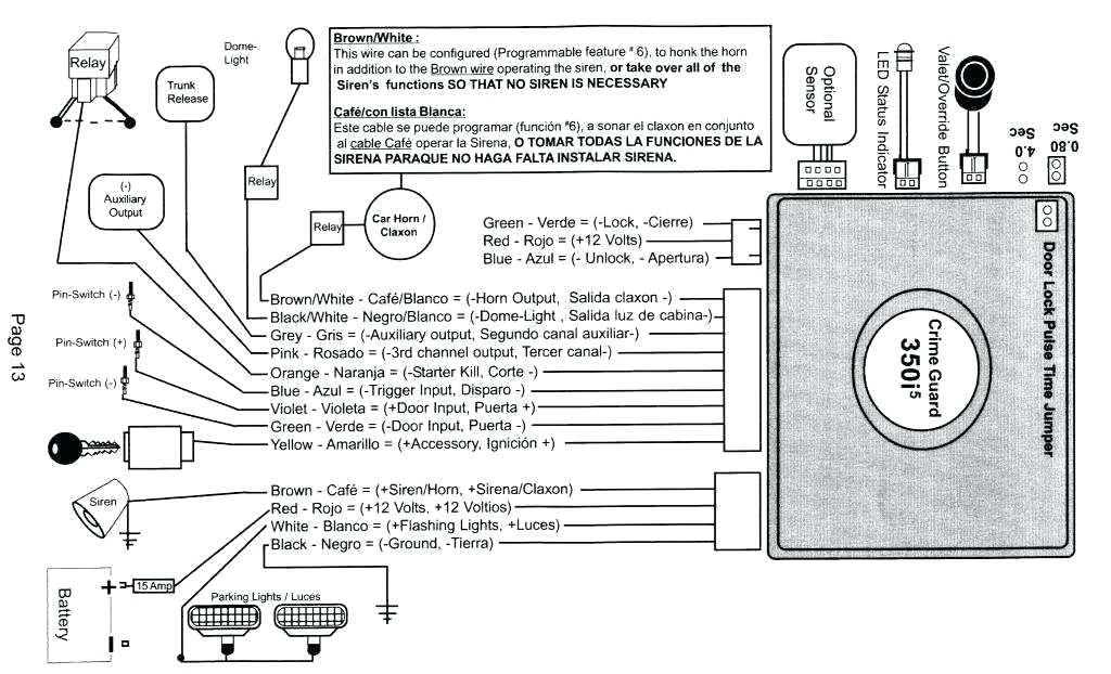 crime guard car alarm wiring diagram dodge ram alarm wiring wiring diagrams blog  dodge ram alarm wiring wiring