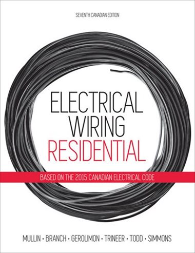 Peachy Electrical Wiring Residential Book By Ray C Mullin Paperback Wiring Cloud Waroletkolfr09Org