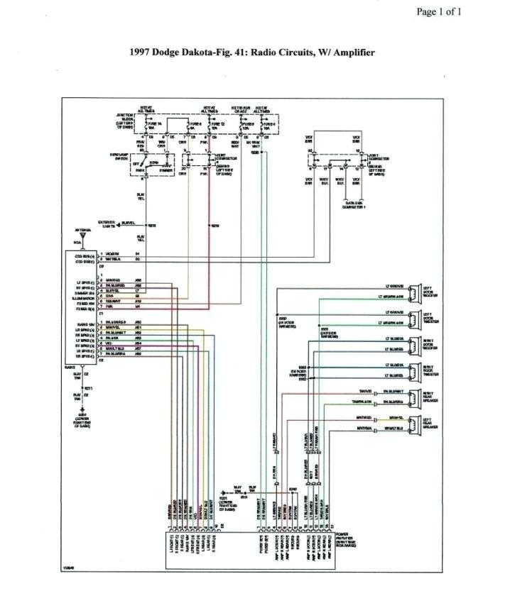 Stereo Wiring Diagram Dodge Intrepid