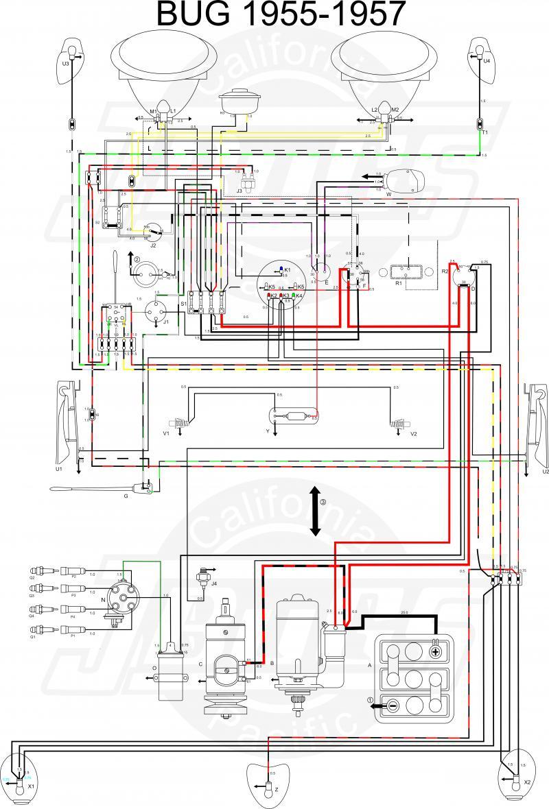 [ANLQ_8698]  MY_5459] Vw Bug Starter Wiring Diagram Schematic Wiring | 2000 Vw Beetle Starter Wiring Diagram |  | Www Mohammedshrine Librar Wiring 101