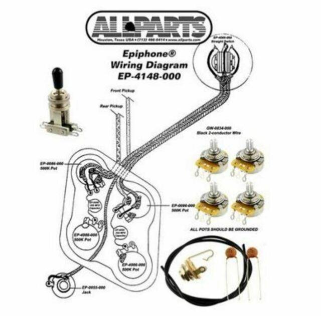 Vl 6673 Epiphone Les Paul Standard Top Pro Wiring Diagram Free Diagram