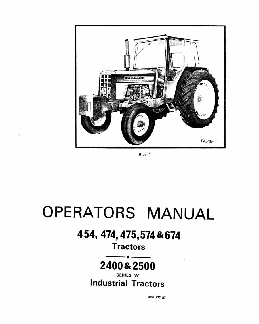 [SCHEMATICS_4FD]  MF_3095] International Harvester 454 Tractor On 806 Farmall Pto Parts  Diagram Download Diagram | Ih 454 Gas Wiring Diagram |  | Rele Alma Wigeg Vira Mohammedshrine Librar Wiring 101