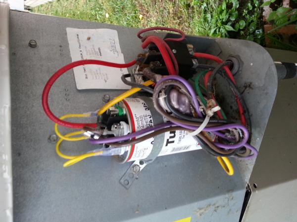 goodman capacitor wiring diagram  2003 benz c320 fuse