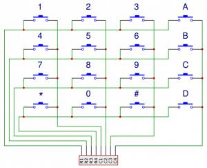 Fine How To Set Up A Keypad On An Arduino Circuit Basics Wiring Cloud Cranvenetmohammedshrineorg