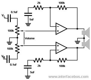 Tremendous Single Supply Op Amp Speaker Driver Stereo Amplifier Crafting In Wiring Cloud Xempagosophoxytasticioscodnessplanboapumohammedshrineorg