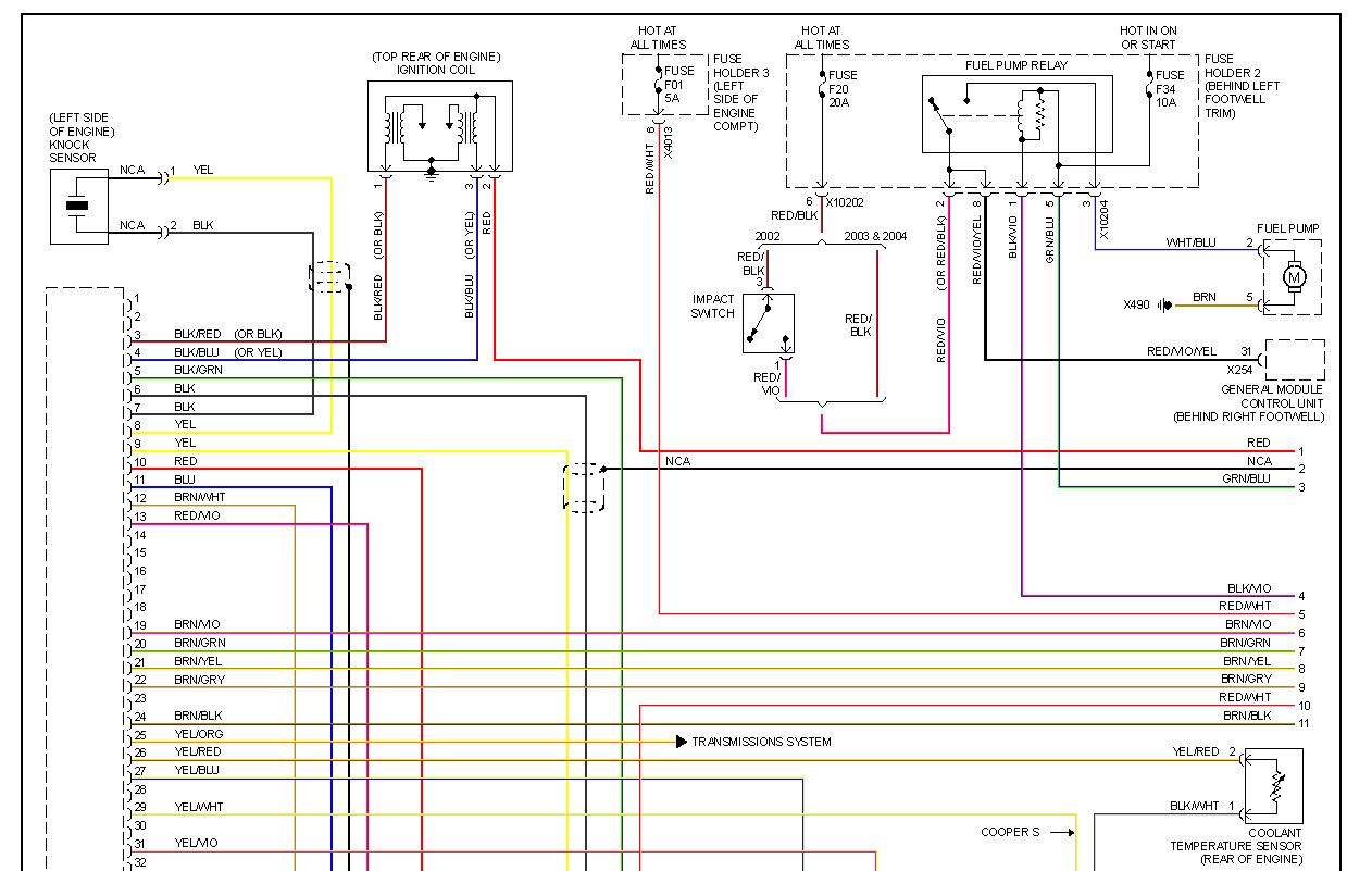 Enjoyable Mini Cooper Wiring Diagram Wiring Diagram Data Wiring Cloud Inklaidewilluminateatxorg