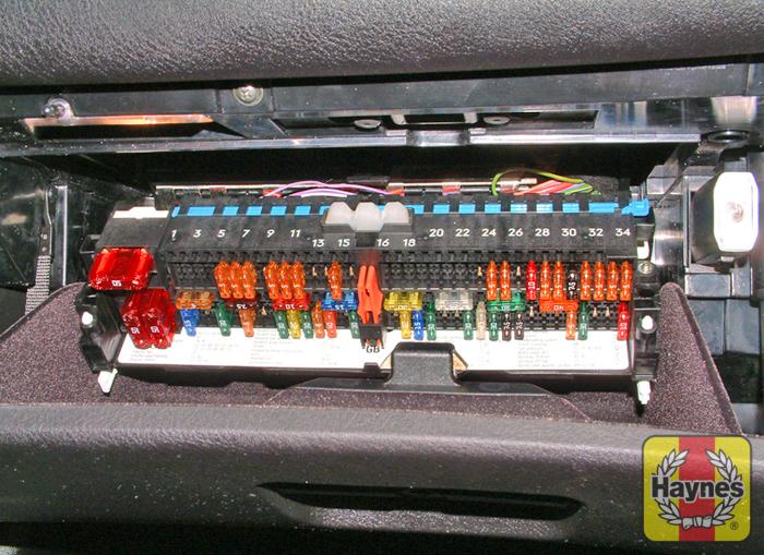 Bmw 318i Fuse Box - Wiring Diagrams DataUssel