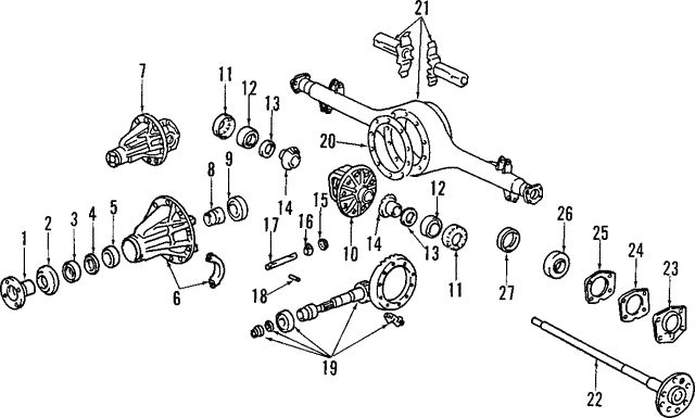 Ea 3119 1991 Toyota Previa Engine Diagram Free Diagram