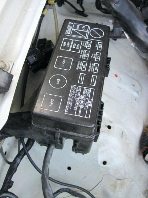 Nh 8410 For A 1992 Dodge Dakota Fuse Box Wiring Diagram Free Diagram