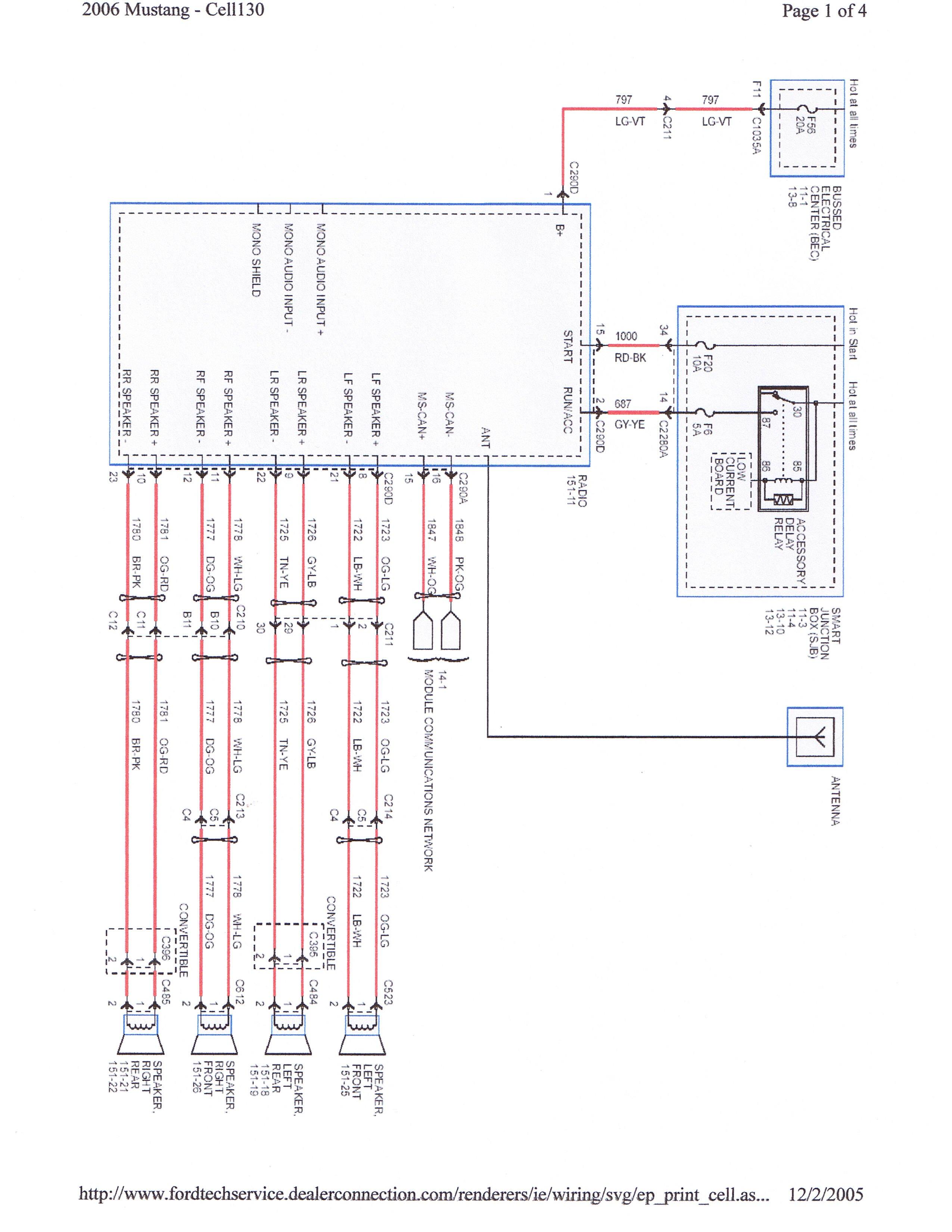 06 mustang wiring diagram ford shaker 500 wiring diagram wiring diagram data  ford shaker 500 wiring diagram wiring