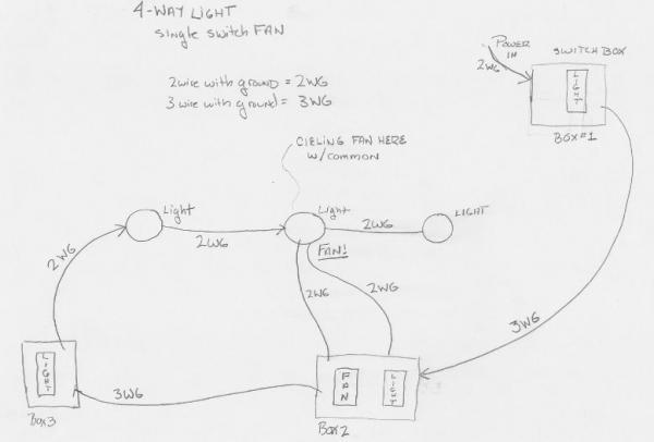 es6768 fan wiring diagram furthermore ceiling fan light
