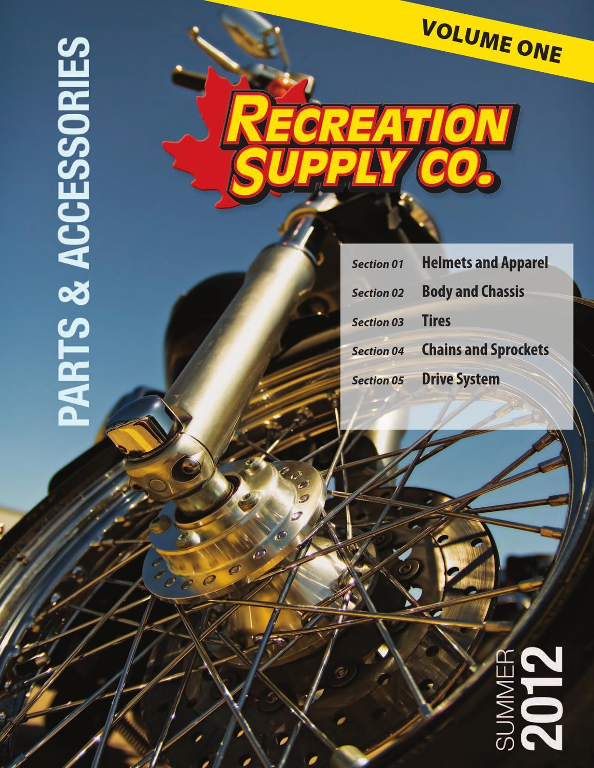 Super Vol 1 2012 Summer Catalog By Recreation Supply Co Issuu Wiring Cloud Intelaidewilluminateatxorg