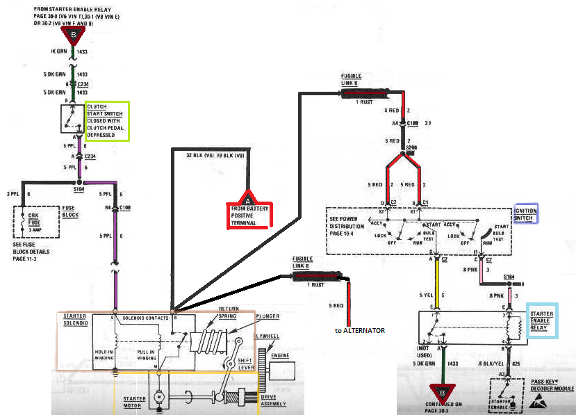 1997 nissan 200sx wiring diagram or 0834  s13 dash lights wiring schematic wiring  or 0834  s13 dash lights wiring