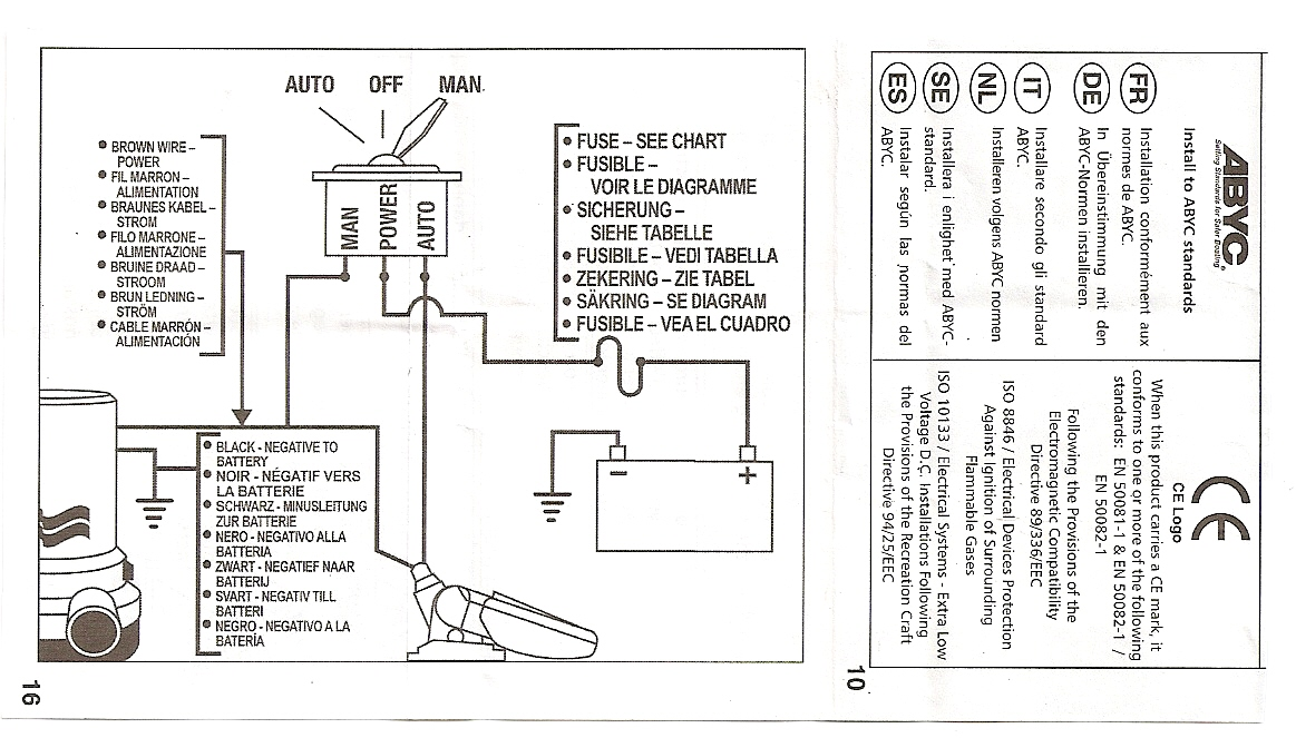 Gb 9927  Wiring Diagram For Water Tank Float Switch Also
