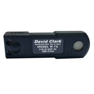 Superb David Clark Electret Mic M 7A From Aircraft Spruce Wiring Cloud Counpengheilarigresichrocarnosporgarnagrebsunhorelemohammedshrineorg