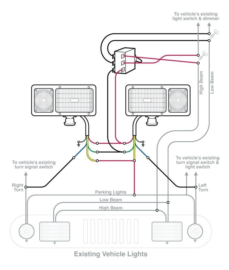 vk2799 wiring diagram for rear trailer lights schematic wiring