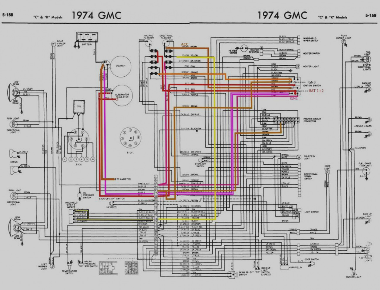 1979 chevy k10 fuse box 1979 chevy wiring diagram pro wiring diagram  1979 chevy wiring diagram pro wiring