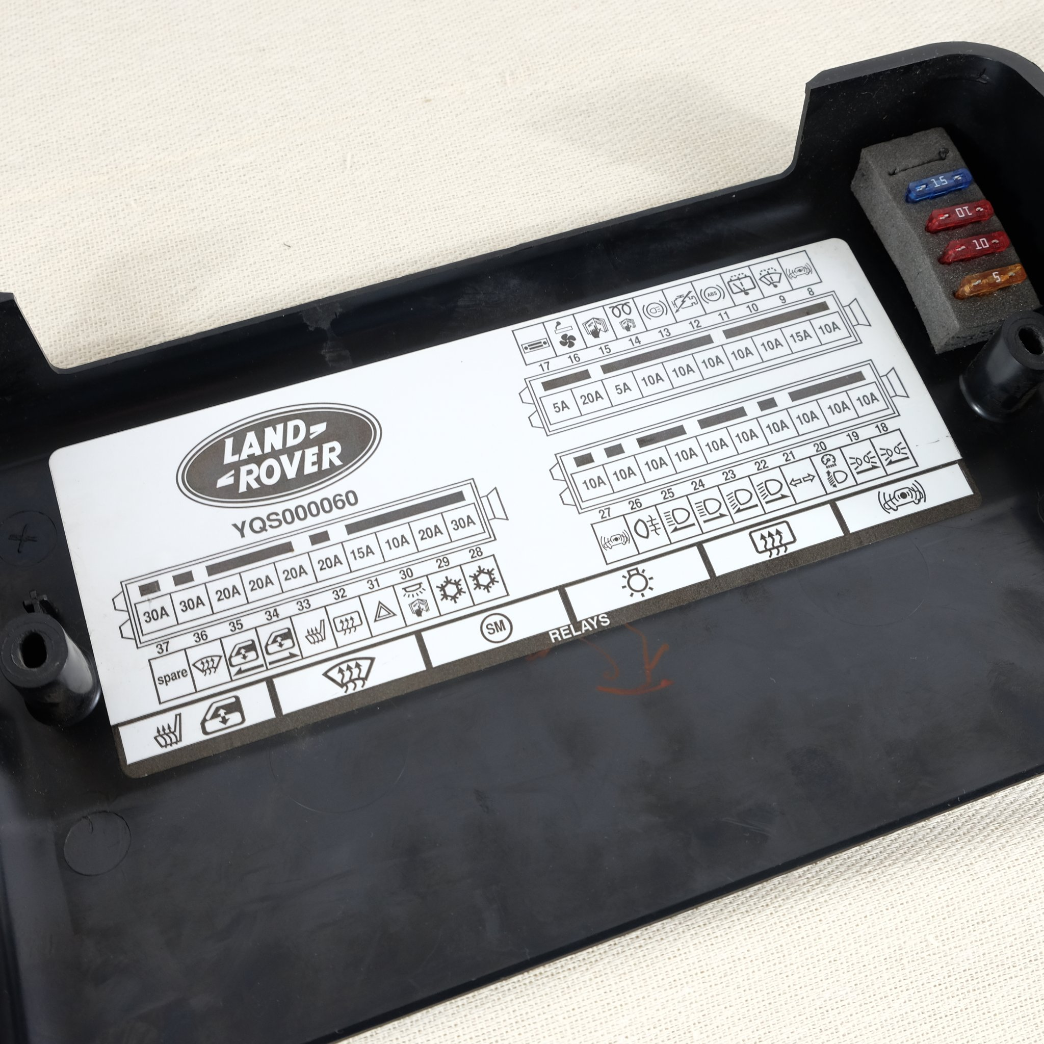 Land Rover Td40 Fuse Box   meet registre Wiring Diagram   meet ...