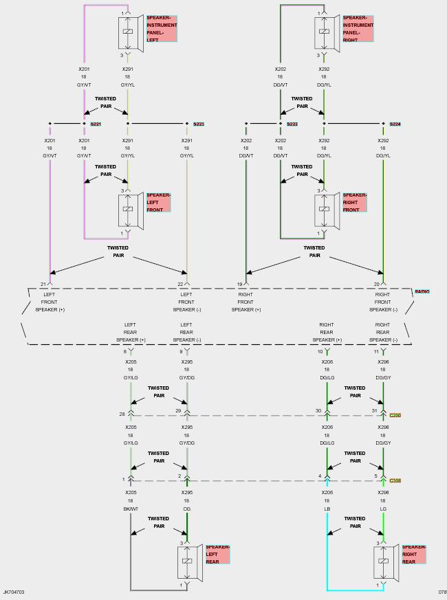 BL_5469] Jeep Tj Speaker Wiring Diagram Free DiagramXeira Atota Sapre Ginia Mohammedshrine Librar Wiring 101