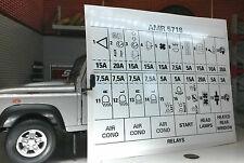 Super Land Rover 110 Fuse Box Diagram Wiring Diagram Online Wiring Cloud Lukepaidewilluminateatxorg