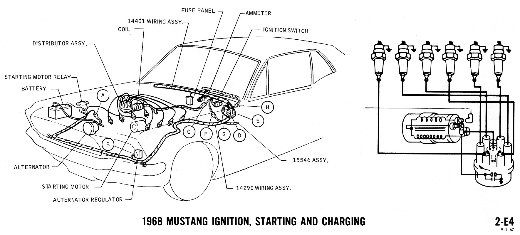 1966 Ford Mustang Engine Diagram Cadillac Cts Headlight Wiring Harness Jeepe Jimny Yenpancane Jeanjaures37 Fr