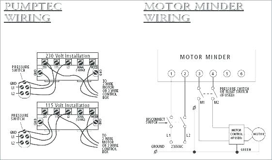 Mr 7175 Well Pump Pressure Switch Wiring Diagram Schematic Wiring