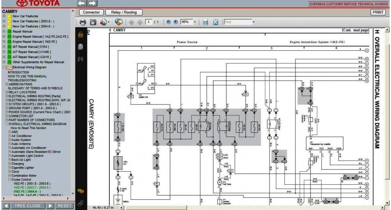 ZH_2732] Toyota Vista Wiring DiagramMagn Boapu Mohammedshrine Librar Wiring 101