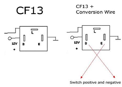 3 Pin Led Flasher Relay Wiring Diagram - Wiring Diagram