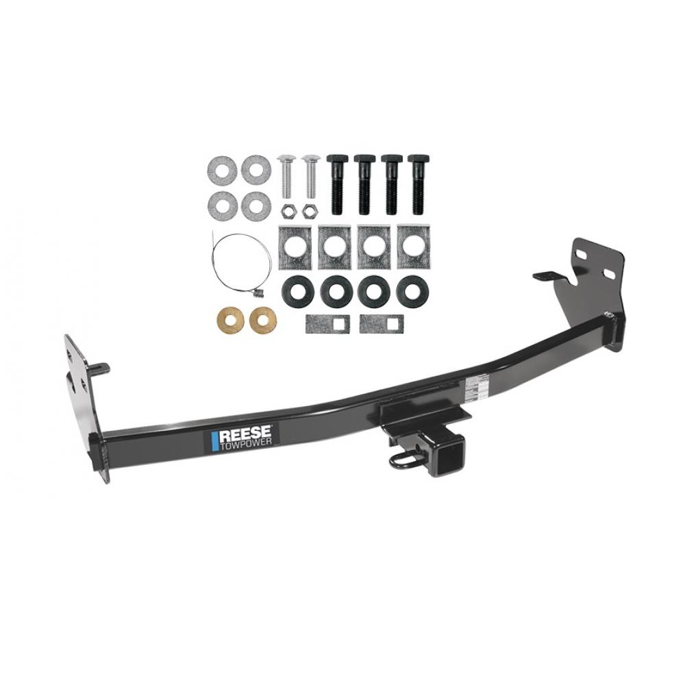 Outstanding Reese Trailer Tow Hitch For 04 12 Chevy Colorado Gmc Canyon Class 3 Wiring Cloud Rometaidewilluminateatxorg