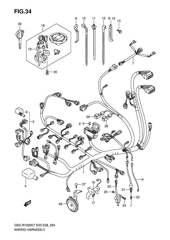 Brilliant Suzuki Gsx R Wiring Diagram K 6 Auto Electrical Wiring Diagram Wiring Cloud Loplapiotaidewilluminateatxorg