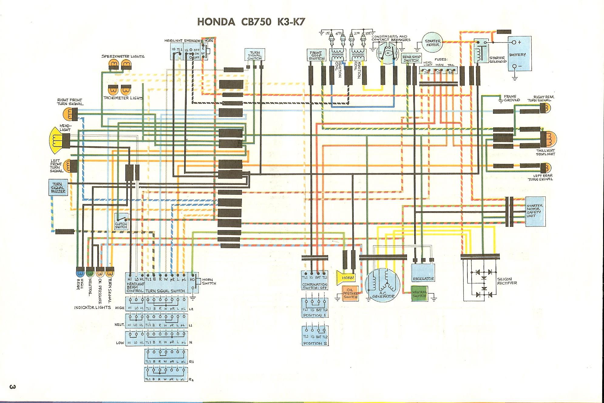 Cb500k Wiring Diagram - wiring diagrams schematicswiring diagrams schematics